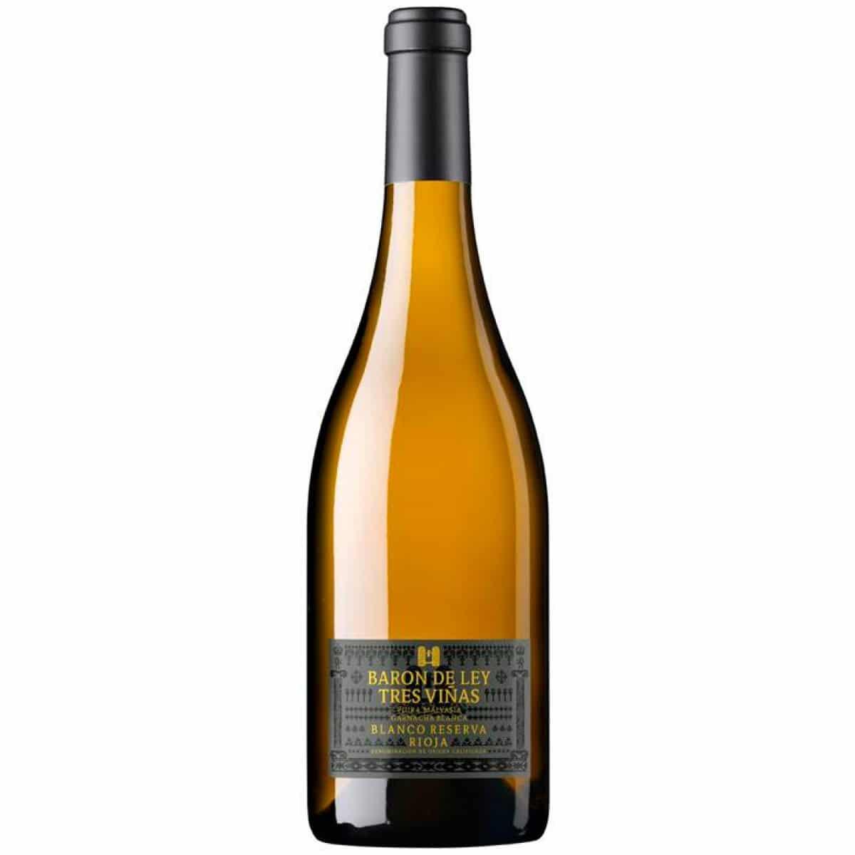 Baron de Ley Reserva Tres Viñas Rioja-0