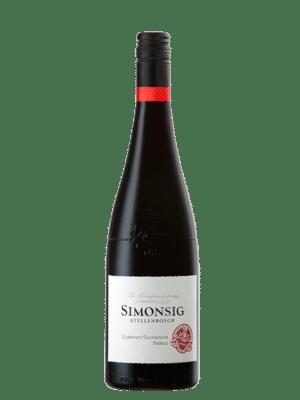 Simonsig Cabernet Sauvignon & Shiraz-0