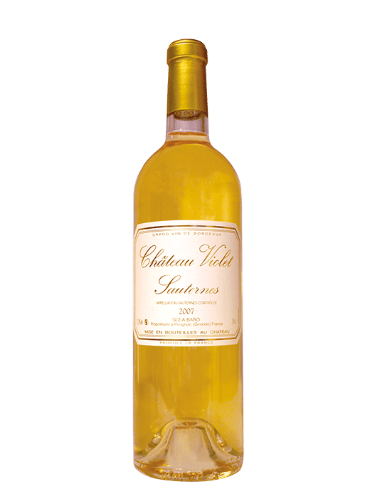 Chateau Violet Sauternes-0