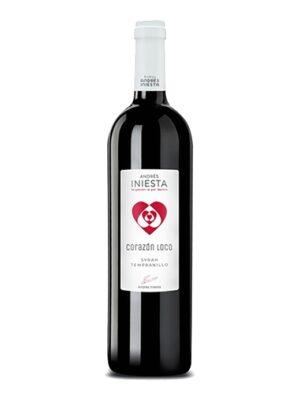Bodegas A. Iniesta Corazón Loco Tinto-0