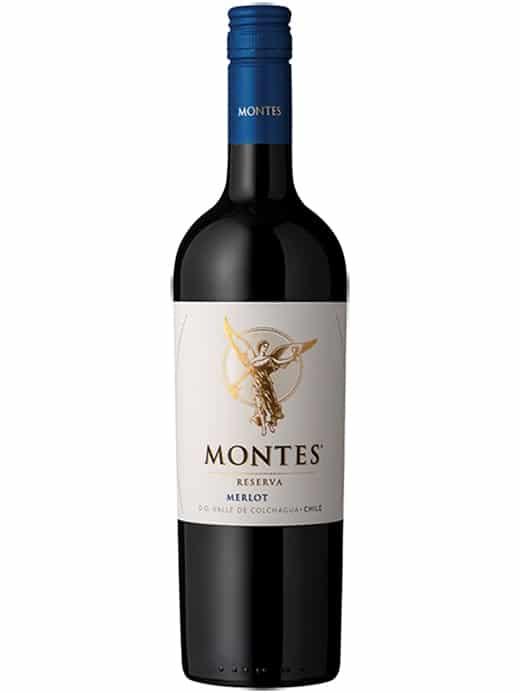 Montes Reserva Merlot-0