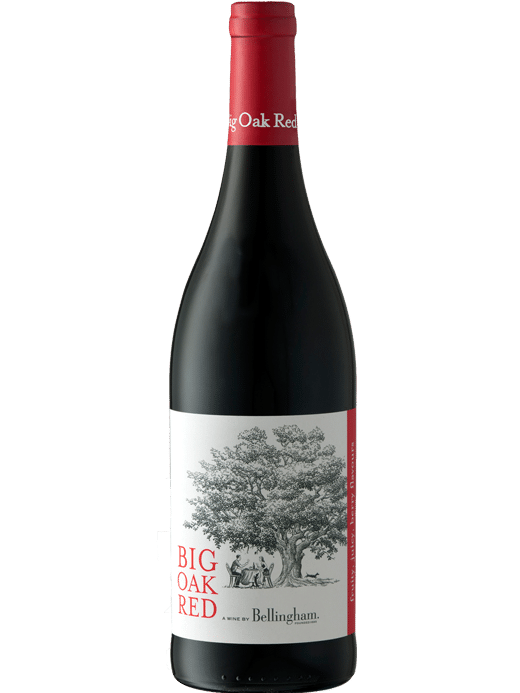Bellingham Big Oak Red Shiraz Coastal Region-0