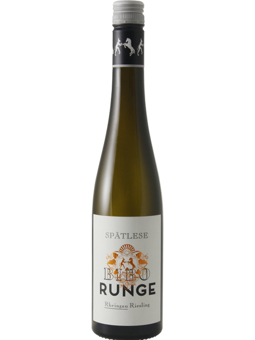 Bibo Runge Hallgartener Jungfer Rheingau Riesling Spätlese-0