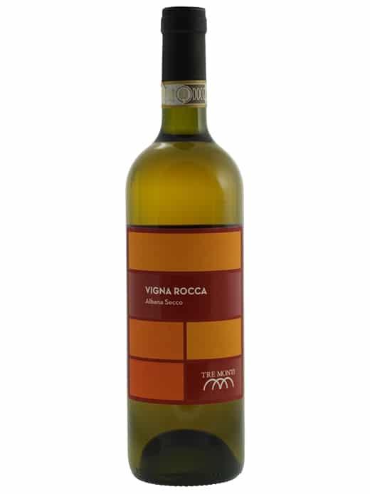 Tre Monti Vigna Rocca Albana Secco (orange wine)-0
