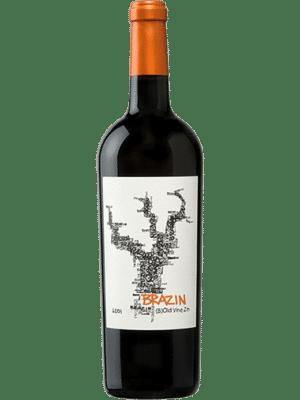 Brazin old vine Zinfandel-0