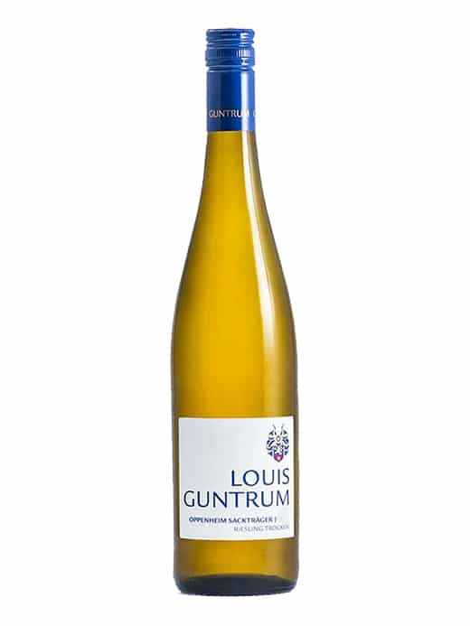 Louis Guntrum Oppenheim Sackträger Riesling Trocken-0