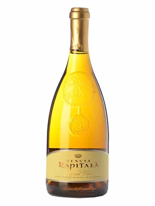 Tenuta Rapitalà Chardonnay Grand Cru-0