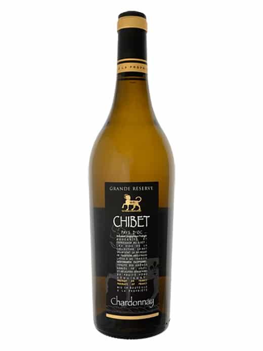 Chibet Chardonnay Grande Réserve-0